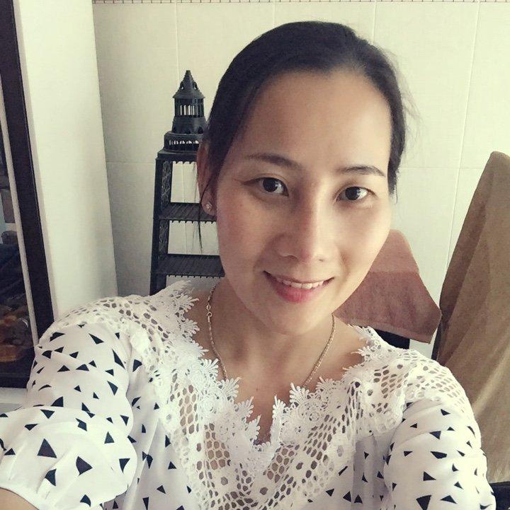 Chị Dung đẹp và tự tin hơn sau phẫu thuật nâng mũi