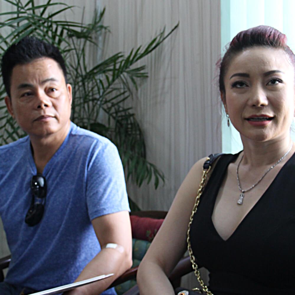 Chị Thắm - anh Tony Ngô chia sẻ sau phẫu thuật tại Phòng khám CK Phẫu Thuật Thẩm Mỹ TS. BS. Nguyễn Thành Nhân